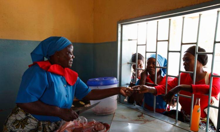 Plus d'un million de Zambiens menacés par la famine à cause d'inondations