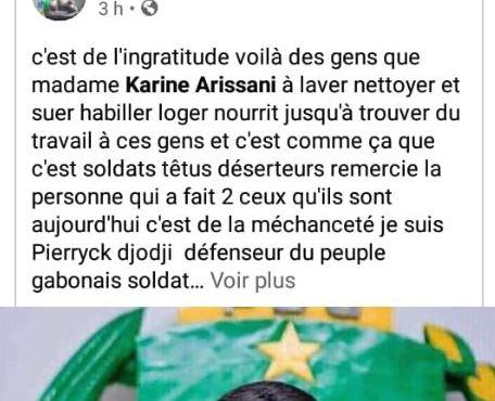 Chronique du Gabon | Karine Arissani : pour qui sonne le glas ?
