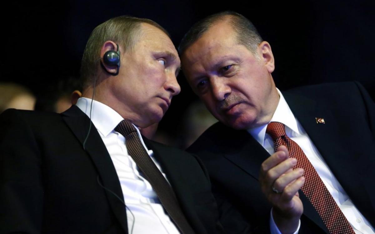 000 h074h - Russie et Turquie, entre jeux de pouvoir et recherche d'accord en Libye