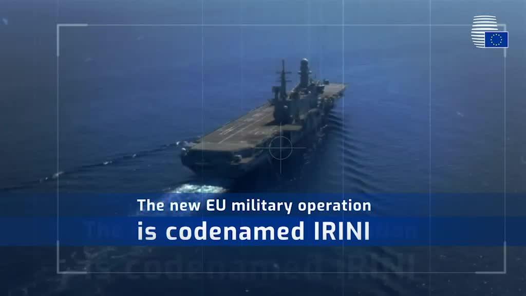 127410 Irene Clip 16 9 DEF TN PRV thumbnail 0 00000 - Libye: l'Europe tente de rassurer la Russie sur l'opération Irini