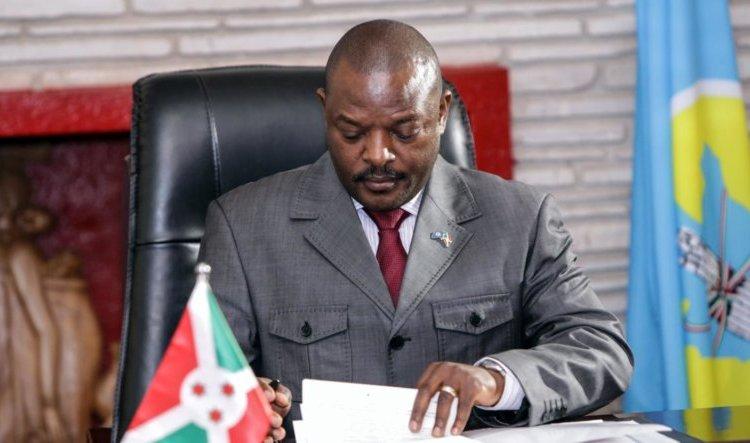 Burundi: Pierre Nkurunziza hospitalisé  à Karuzi: le Covid-19?