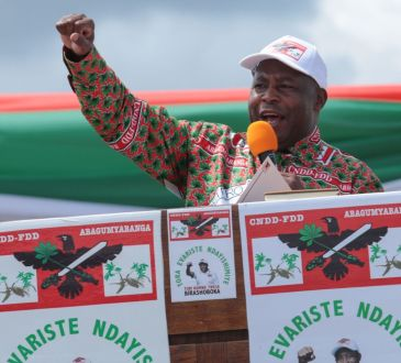 Le Président burundais proclamé félicité par les FDLR