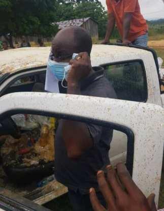 82238087 10219619149422004 8721696672448512000 n - Gabon : Les populations de Kabaga refusent les dons de Noureddin Bongo Valentin