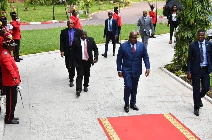 RDC: le directeur financier de la maison civile du président Tshisekedi emprisonné