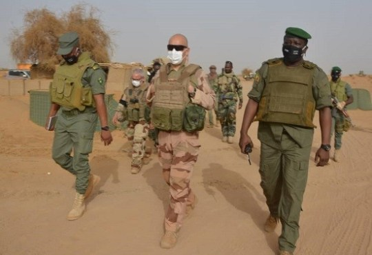 Région militaire de Gao : Visite inopinée du commandant de zone aux check points