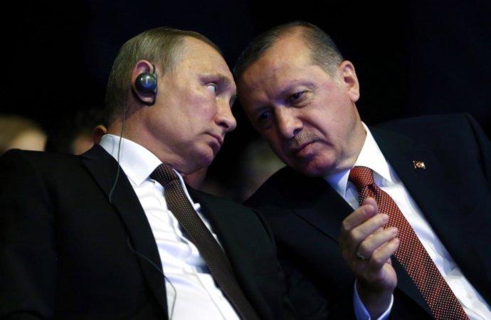 Russie et Turquie, entre jeux de pouvoir et recherche d'accord en Libye