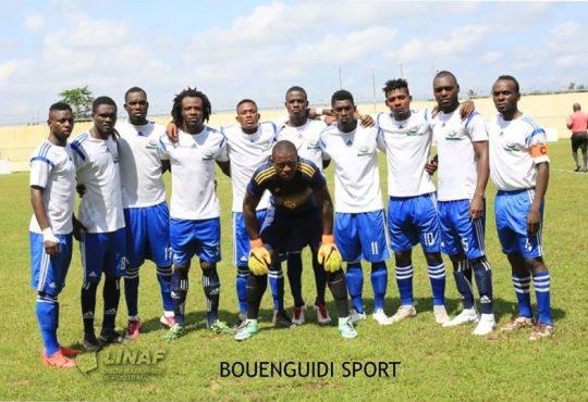 Bouenguidi Sport représentera le Gabon à la ligue africaine des champions