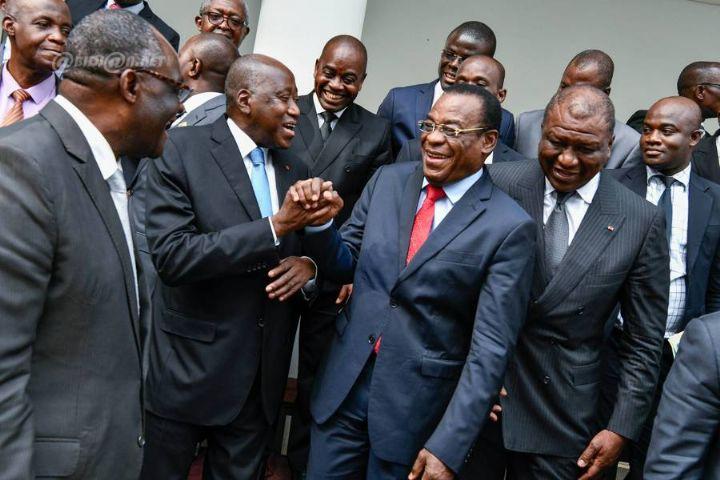 Deces du Premier ministre Amadou Gon Coulibaly les condoleances du - Décès du Premier ministre Amadou Gon Coulibaly: les condoléances du FPI au Président de la République et à la famille éplorée  (Déclaration)