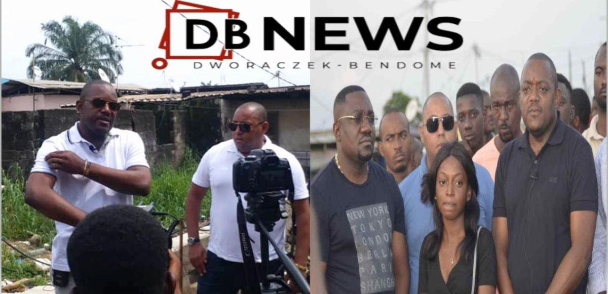 17 09 2020 Akassaga2  - Gabon | L'occasion fait le larron : l'atypique Serge William Akassaga Okinda,  Maire par intérim  de la capitale Gabonaise.