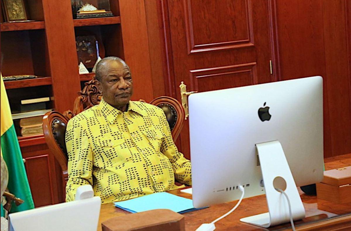 alpha 31 09 2020 - Afrique | Election présidentielle | Guinée: Alpha Condé candidat à un 3ème mandat, l'opposition se mobilise