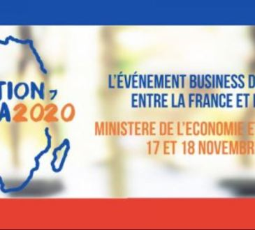 11 octobre 2020 africa - AGENDA Paris, 17-20/11 - AMBITION AFRICA 2020 (17-18/11) augmentée de 2 jours de BtoB digital, (19-20/11)