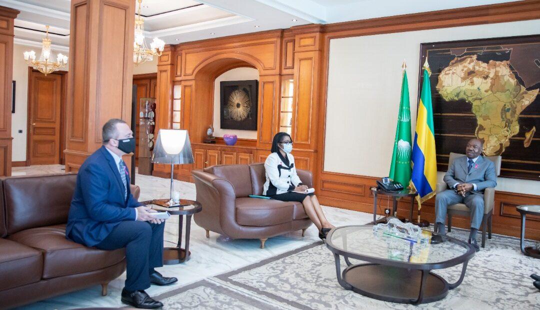 Colloque international de BrazzavilleRose Christiane Ossouka Raponda fait le point - Colloque international de Brazzaville:Rose Christiane Ossouka Raponda fait le point