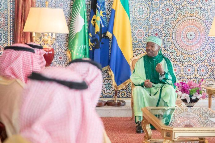 Gabon En pleine offensive diplomatique le president Ali Bongo - Gabon : En pleine offensive diplomatique, le président Ali Bongo reçoit le prince saoudien Faisal bin Farhan bin Abdullah Al Saoud