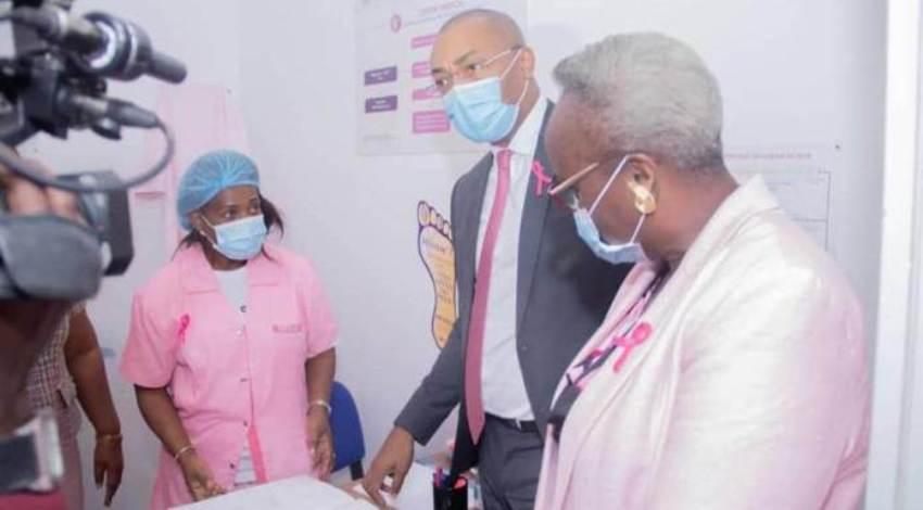 GabonOctobre roseLes cas suspects mieux pris en charge - Gabon/Octobre rose:Les cas suspects mieux pris en charge