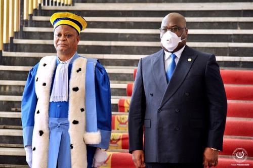 Le Phare : « Cour constitutionnelle : Félix Tshisekedi fonce ! »