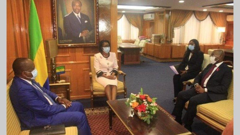 Ministre - Coronavirus : L'ONU félicite le Gabon pour sa gestion de l'épidémie