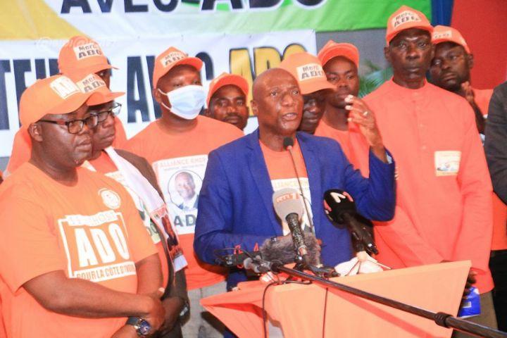 Presidentielle 2020 Les transporteurs disent non a la desobeissance - Présidentielle 2020 : Les transporteurs disent non à la désobéissance civile et optent pour Alassane Ouattara