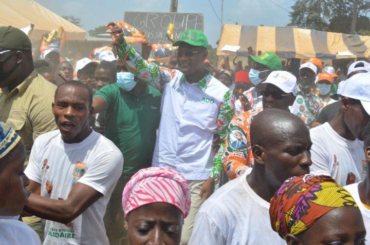 Presidentielle Moussa Sanogo renforce les consignes pour un coup KO - Présidentielle: Moussa Sanogo renforce les consignes pour un coup KO dans le Bafing