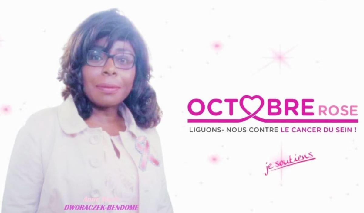 anne marie db october - Octobre rose   Cancer du sein : sensibilisation, prévention, dépistage et levée de fonds