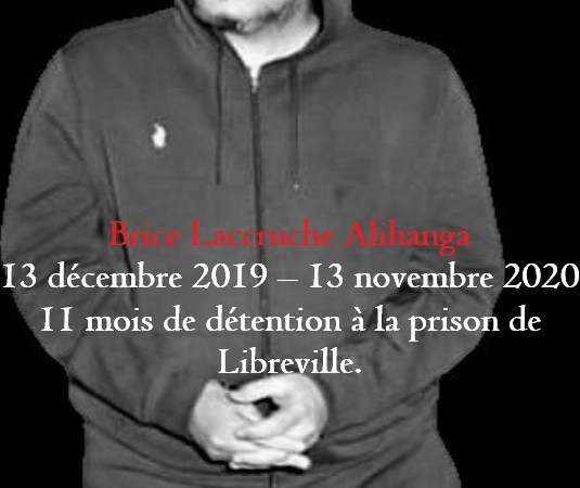 11 mois - Gabon : Brice Laccruche Alihanga, déjà 11 mois en détention préventive!