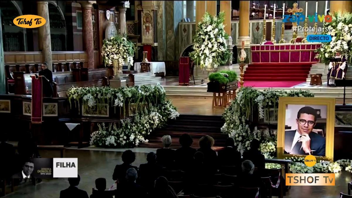 Londres les funerailles de SINDIKA DOKOLO 1972 2020 2 - Londres : Les funérailles de l'homme d'affaires Congolais, SINDIKA DOKOLO (1972 - 2020)