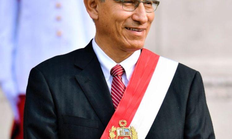 Martin Vizcarra - Pérou : Destitution de Martin Vizcarra, la mobilisation des populations ne faiblit pas