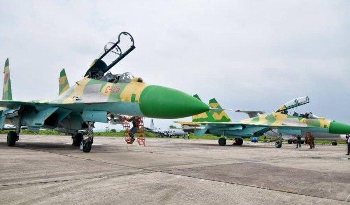 RDC: interrogations après le survol de Kinshasa par deux avions de chasse angolais
