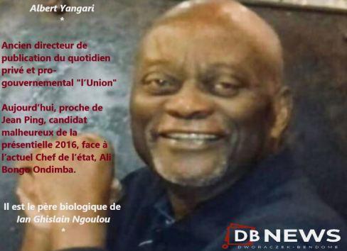 ALBERT1 - Gabon : Ian Ghislain Ngoulou, la République des gourous