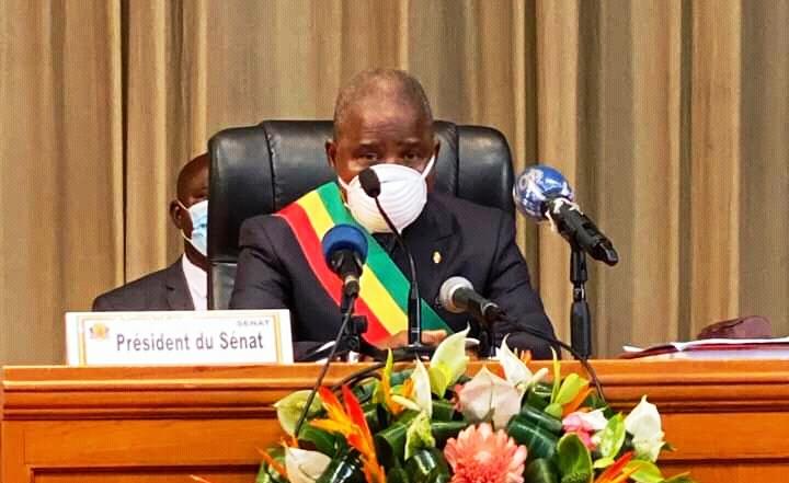 Congo/Social : Pierre Ngolo exhorte le gouvernement  à régulariser le paiement des pensions des retraités