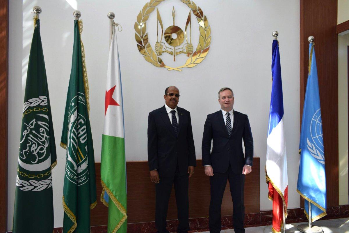Djibouty lemoyne2 - France | Diplomatie : Visite de Jean-Baptiste Lemoyne à Djibouti