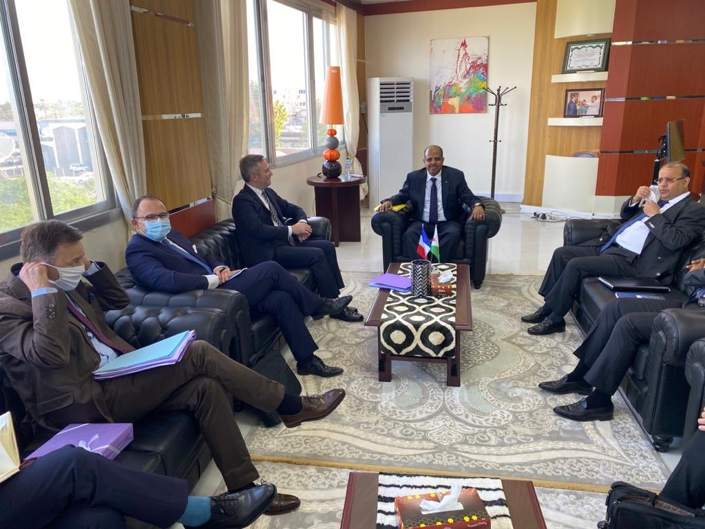 Djibouty lemoyne7 - France | Diplomatie : Visite de Jean-Baptiste Lemoyne à Djibouti