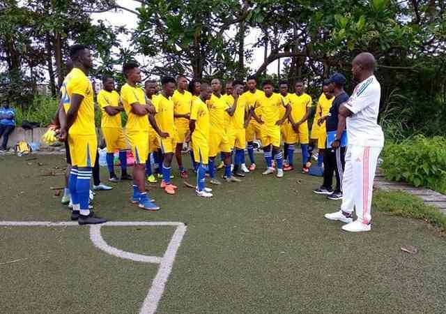 Sports/Football/Ligue africaine : Bouenguidi FC envoie au tapis les Forest Rangers et continue l'aventure !
