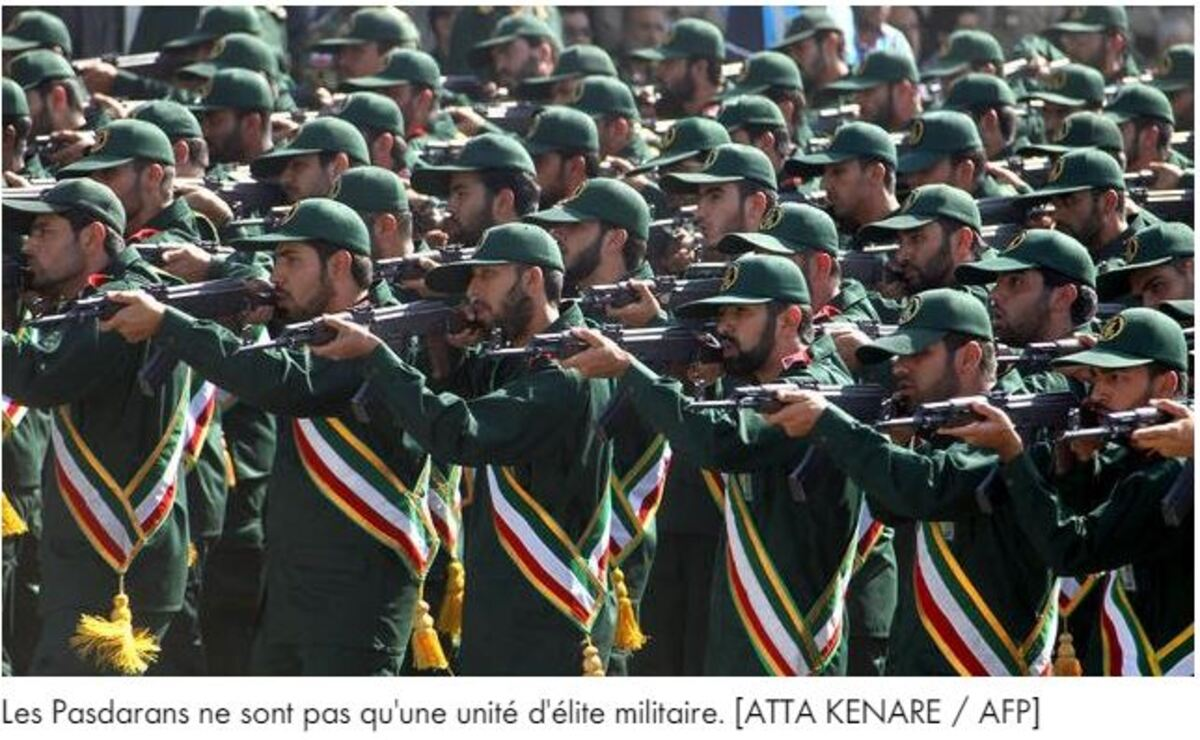 Iran gardiens de la revoltion - Iran | Liberté de la presse : Pendaison du journaliste Rouhollah Zam