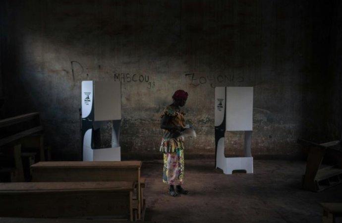 Les Centrafricains ont voté, l'explosion de violence redoutée n'a pas eu lieu
