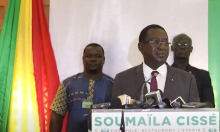 cisse2 - France : Mort à Paris de Soumaïla Cissé, le chef de l'opposition malienne