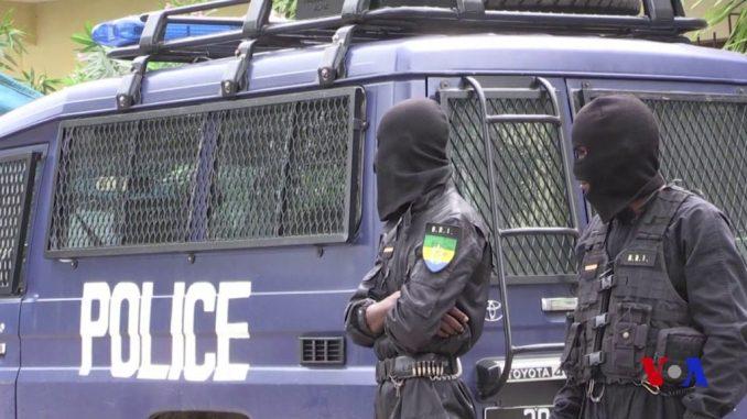1611270007 Police - RDC : Des policiers accusés d'agressions sexuelles à Lubumbashi