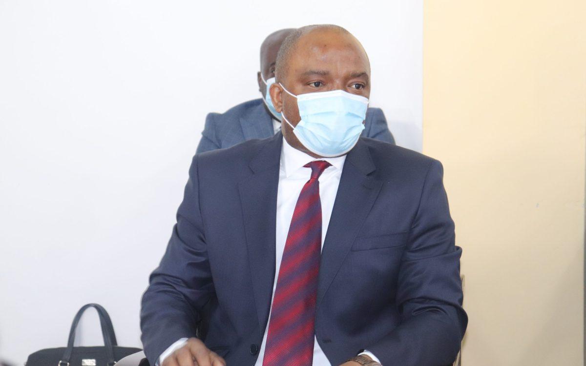 CongoTransports Daho Mondzo souhaite relever le niveau des recettes a la - Congo/Transports: Daho-Mondzo souhaite relever le niveau des recettes à la bonne application de la réglementation en vigueur