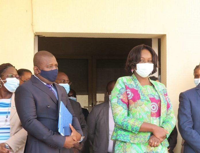 Gabon : Fernand Ngoussi Mayangah prend ses fonctions à la tête de la Direction générale de la Dette