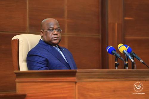 RDC : Félix Tshisekedi désigne 5 assistants de Modeste Bahati