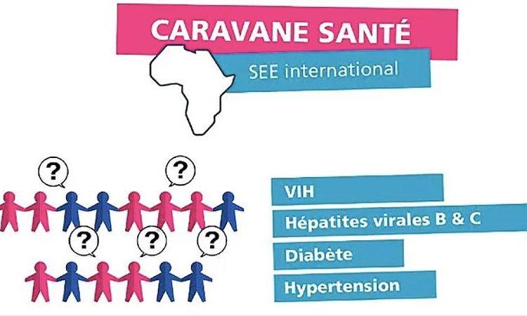 a8db442327e5dbe386bcbb95707227 fa702 - SEE lance une caravane santé au Burkina Faso avec le soutien de Société Générale Burkina (...)