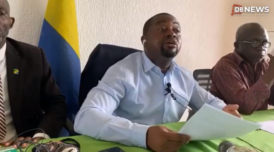 gerard ella nguema - Gabon | Politique | La 3e Voie : Déclaration de Gérard Ella Nguema sur l'état des lieux de l'économie