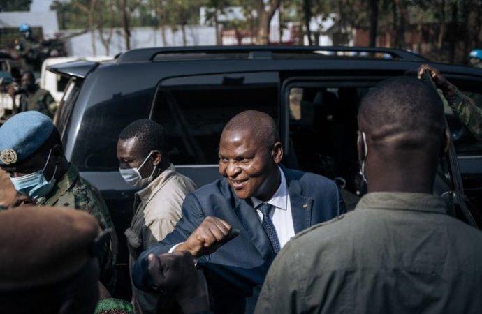 Centrafrique: les partis de l'opposition rejettent la réélection de Touadéra