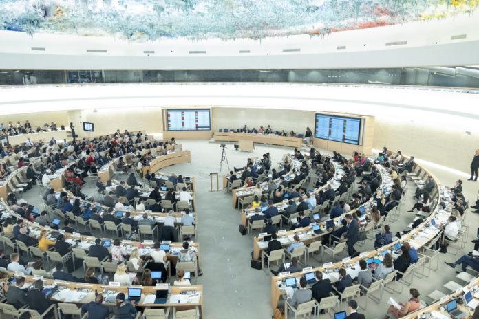 46eme session du Conseil des droits de lHomme de lONU - 46ème session du Conseil des droits de l'Homme de l'ONU : Bon élève du continent africain, le Gabon affiche ses ambitions