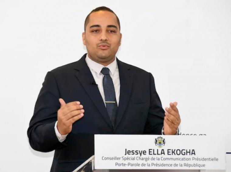 CommunicationJessye Ella Ekogha en direct - Communication:Jessye Ella Ekogha en direct