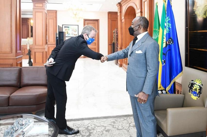 GabonStephen Jackson sen va - Gabon:Stephen Jackson s'en va