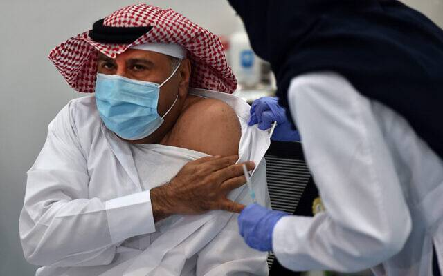 Coronavirus: plus de 6 millions de doses injectées d'Afrique du Nord au «grand Moyen-Orient»