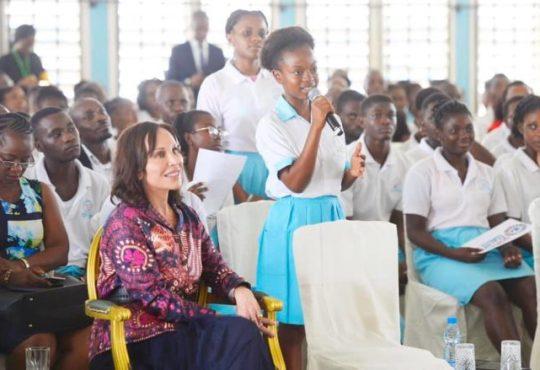 8 mars La pandemie de la Covid 19 a - 8 mars : « La pandémie de la Covid-19 a mis en lumière le leadership des femmes » (Sylvia Bongo Ondimba)