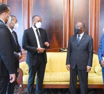 Agence Ecofin : Interview de Noureddin Bongo Valentin, Coordinateur Général des Affaires Présidentielles