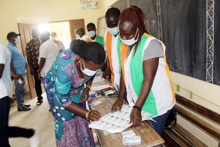 Election legislative apaisee LAnp et la Haca exhortent les - Election législative apaisée : L'Anp et la Haca exhortent les journalistes au professionnalisme