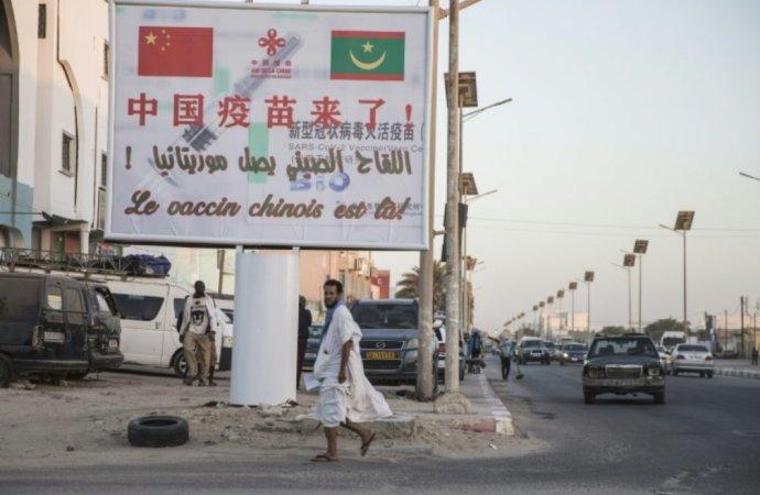 La Mauritanie reçoit de Chine ses premières doses de vaccin anti-Covid